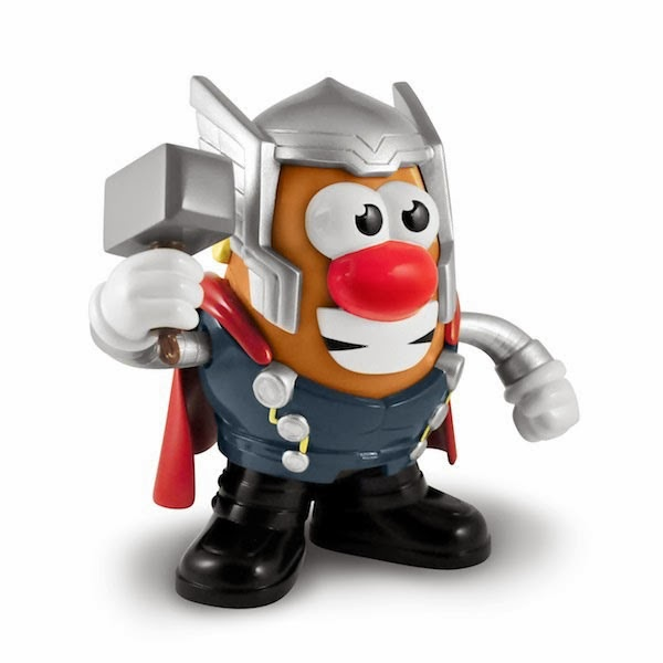 Figura Mr. Potato Thor