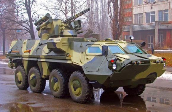 Mengenal BTR-4 yang Akan Memperkuat Korps Marinir