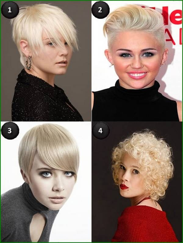 How Bleaching Blonde Hair At Home For Short Blonde Hairstyles