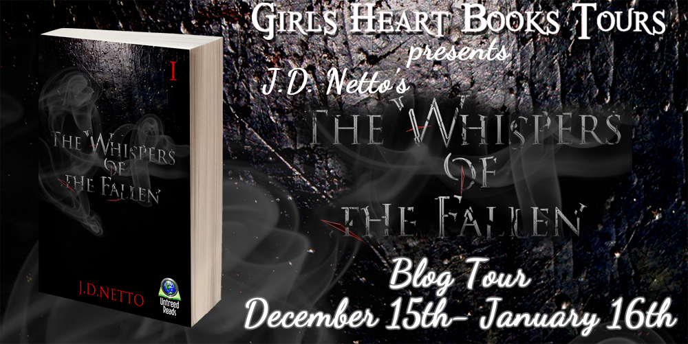 Roxys reviews blog tour the whispers of the fallen by jd netto blog tour the whispers of the fallen by jd netto fandeluxe Images