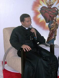 Fr. Américo de Sá Neto, msf será ordenádo dia 16 de Janeiro