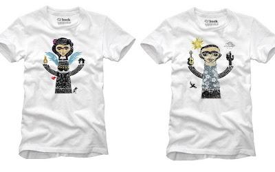 camiseta Luciano Huck lançamento 2013