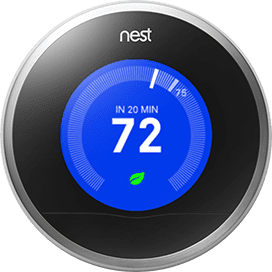Nest Self-learning Thermostat