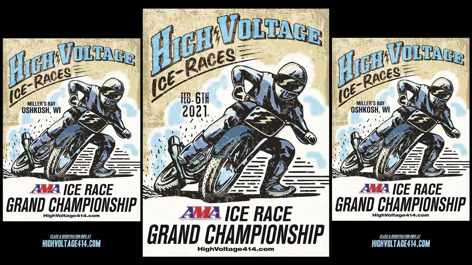 High Voltage Ice races