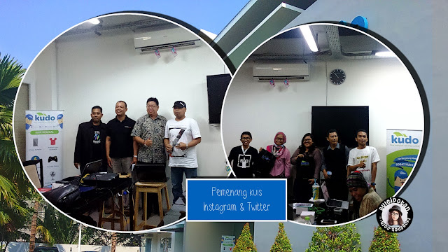 Workshop di kantor KUDO