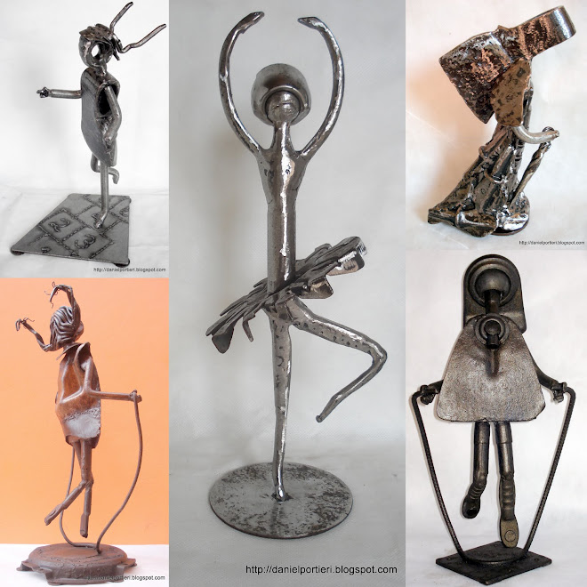 Esculturas: figura humana
