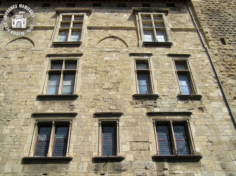 NARBONNE (11) - Palais des archevêques