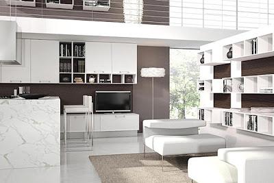 Ideas creativas de gabinetes para cocinas for Ideas de gabinetes de cocina