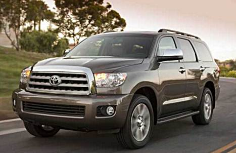 2016 Toyota Sequoia Release Date