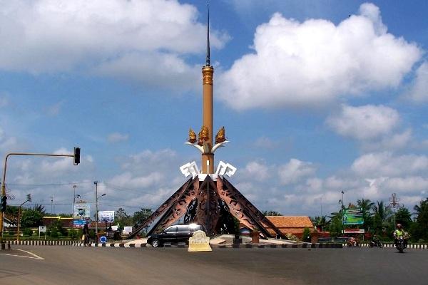 Jembatan timbang Kotabumi Lampung Utara