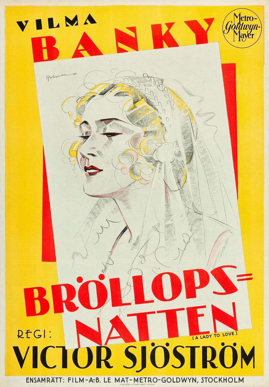 A Ladys Morals (1930)
