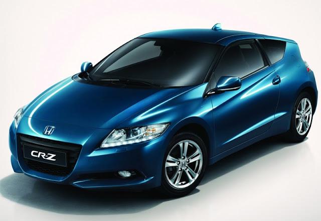 CELAH GELEGAR  Honda Spot Hibrid CR Z Masuk Msia Minggu Depan