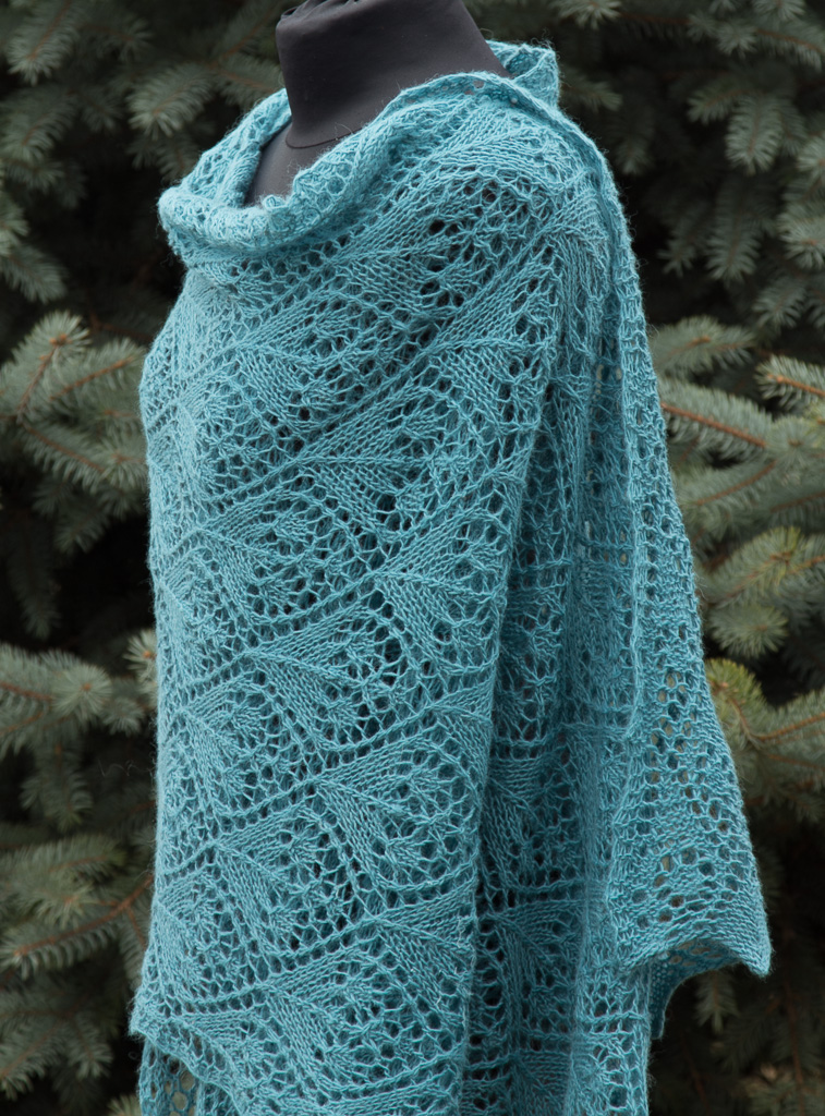 petrol shawl