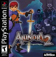 Alundra 2 - PS1 - ISO Download