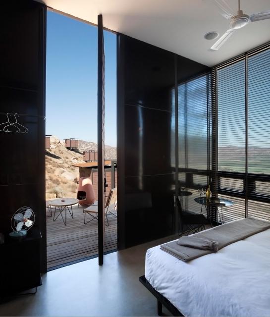 Hoteles de diseño en la naturaleza, nuevos paisajes por descubrir ...