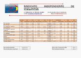 TABLAS SALARIALES 2015