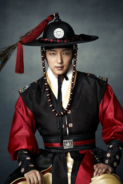 Lee Jun Ki Arang and the Magistrate