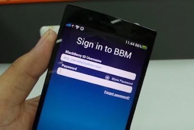 BBM Hadir di Play Store Android