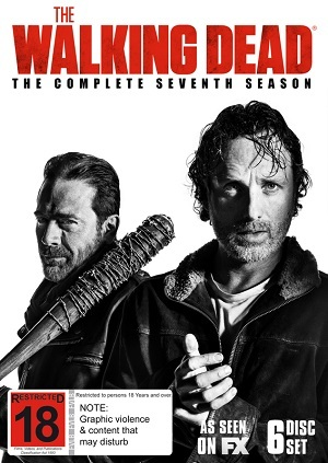 The Walking Dead - 7ª Temporada Completa Séries Torrent Download capa