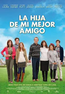 LA HIJA DE MI MEJOR AMIGO (2013)