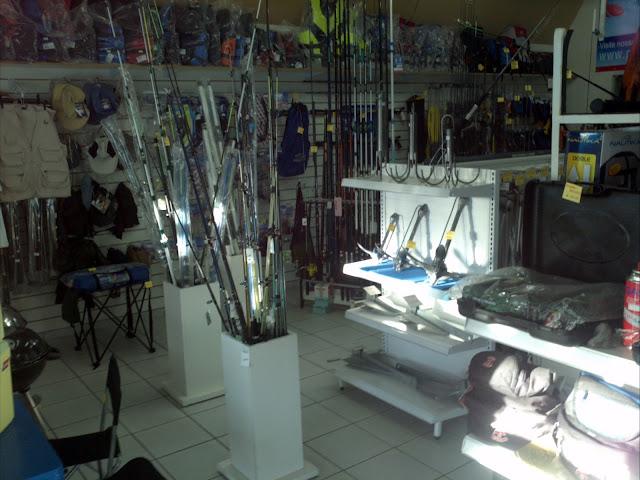 foto de vara de pesca na loja virtual da Pontal da pesca