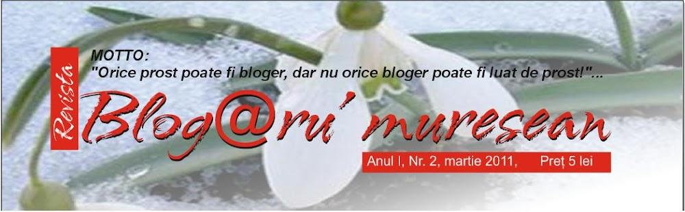 Blog@ru' mureşean