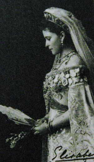 The grand duchess yelisaveta feodorovna or ella as she was known she
