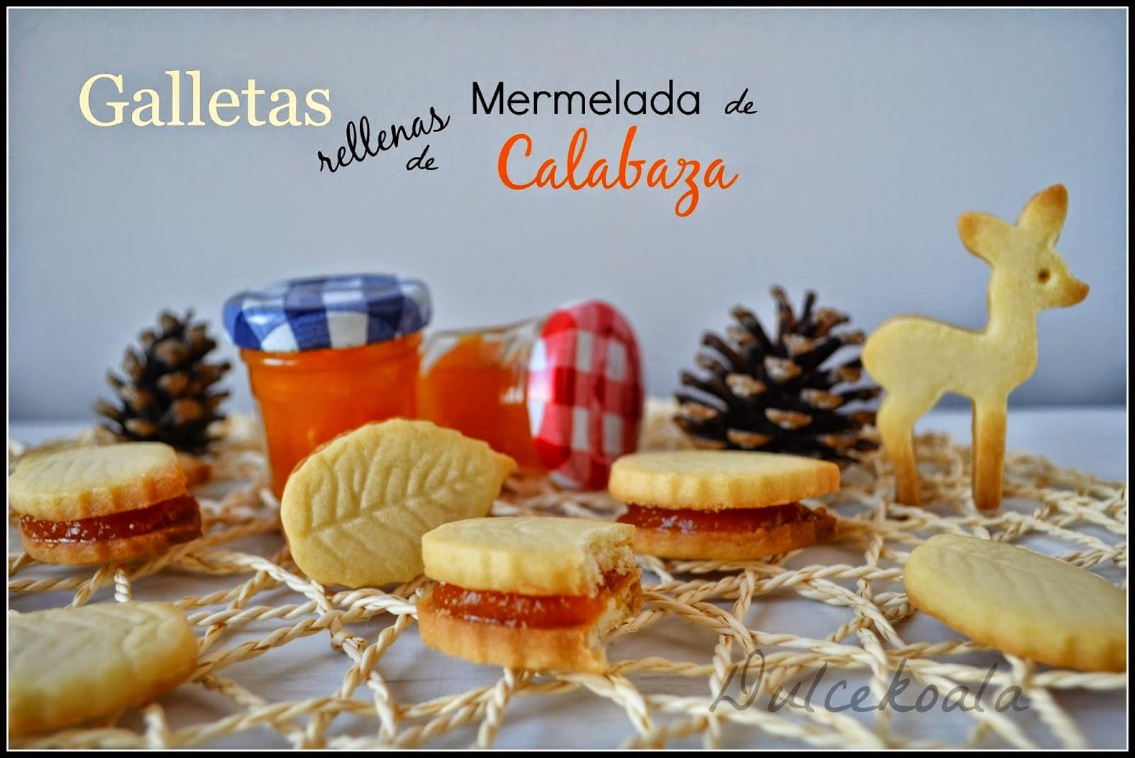 http://dulcekoala.blogspot.com.es/2014/12/galletas-con-mermelada-de-calabaza.html