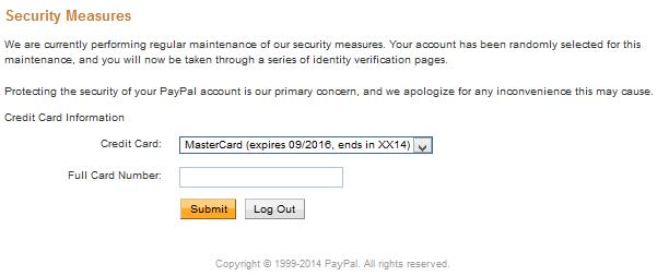 Cara Mengamankan Akun Paypal yang di Hack