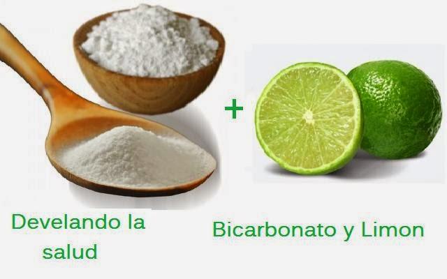 Develando la salud bicarbonato con lim n curan el c ncer for Ambientador con suavizante y bicarbonato