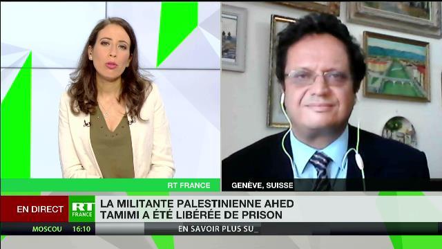 Comment Ahed Tamimi a gagné la guerre des images?