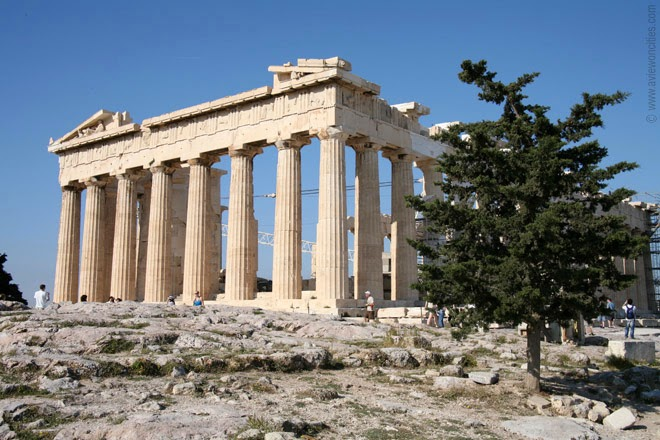 Parthenon-Athens-Greece