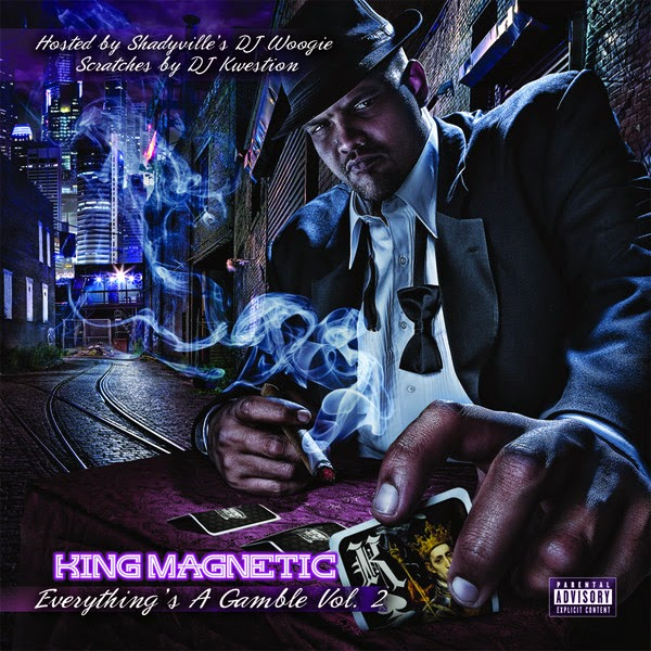 King Magnetic - Everything's a Gamble, Vol. 2 Cover