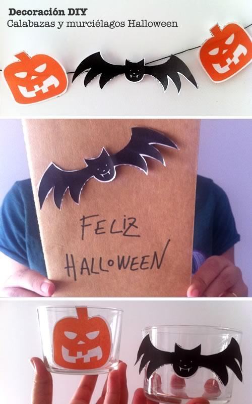 Dibujos para colorear decoraci n de halloween casera - Decoracion halloween casera ...