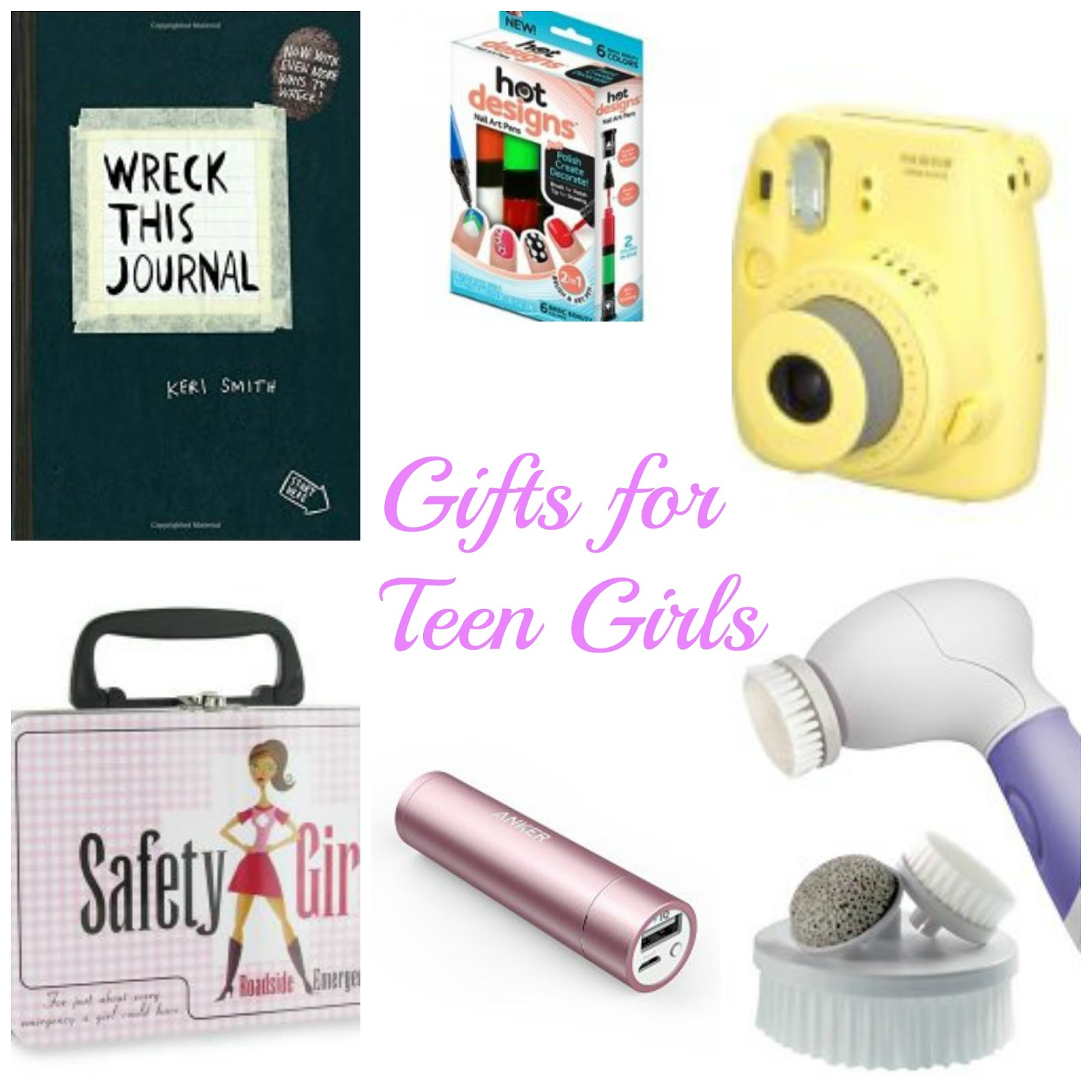 christmas gift gift guide and ideas for teen girls