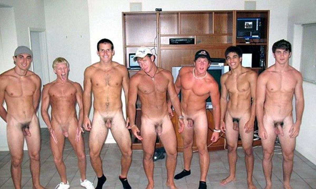 group pictures of naked men