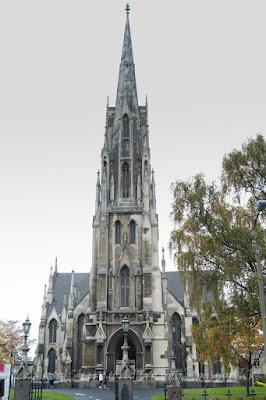dunedin, 坦尼丁, first church