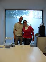 Carlos Lischetti y Diana De Cleene