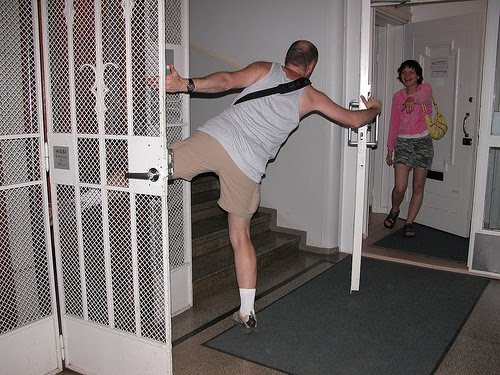 People Opening Doors : The hate list people holding doors open too long