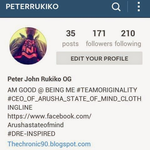 FOLLOW ME ON INSTAGRAM:
