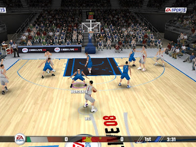 Basketball PC Game