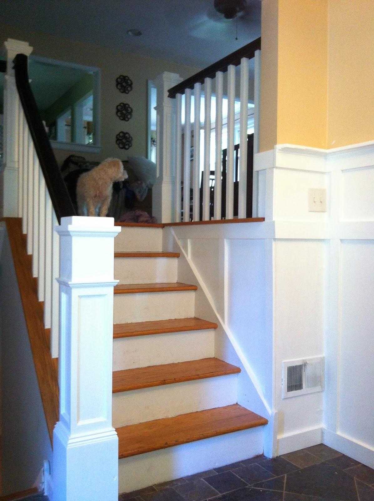 Elegant New Box Newels And Handrail In Turnersville NJ
