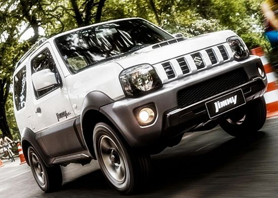 2016 suzuki jimny sierra concept price review car drive and feature. Black Bedroom Furniture Sets. Home Design Ideas