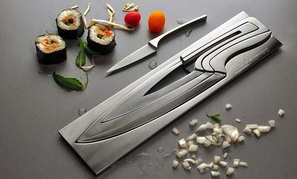 سكاكين المطبخ