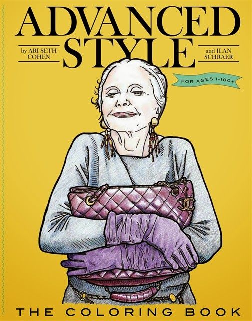 Order The Advanced Style Coloring Book