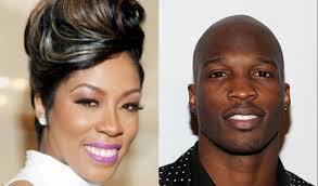 Just Talk: LHHATL Star K. Michelle is Dating Chad Johnson K Michelle And Chad Johnson