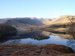 Haweswater and High Street