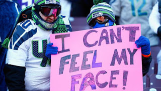 Seahawks Keep Super Bowl 50 Dreams Alive in 3rd Coldest NFL Game