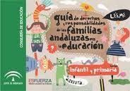 GUÍA DE DERECHOS Y RESPONSABILIDADES DE LAS FAMILIAS ANDALUZAS EN EDUCACIÓN