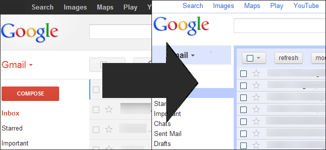How To Get Back Your Old Gmail Look